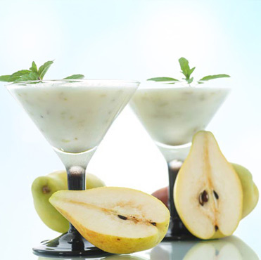 Aloe-Pear Smoothie