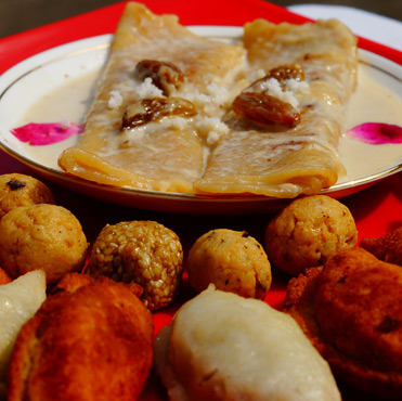 Popular Recipes to try during the Sankranti