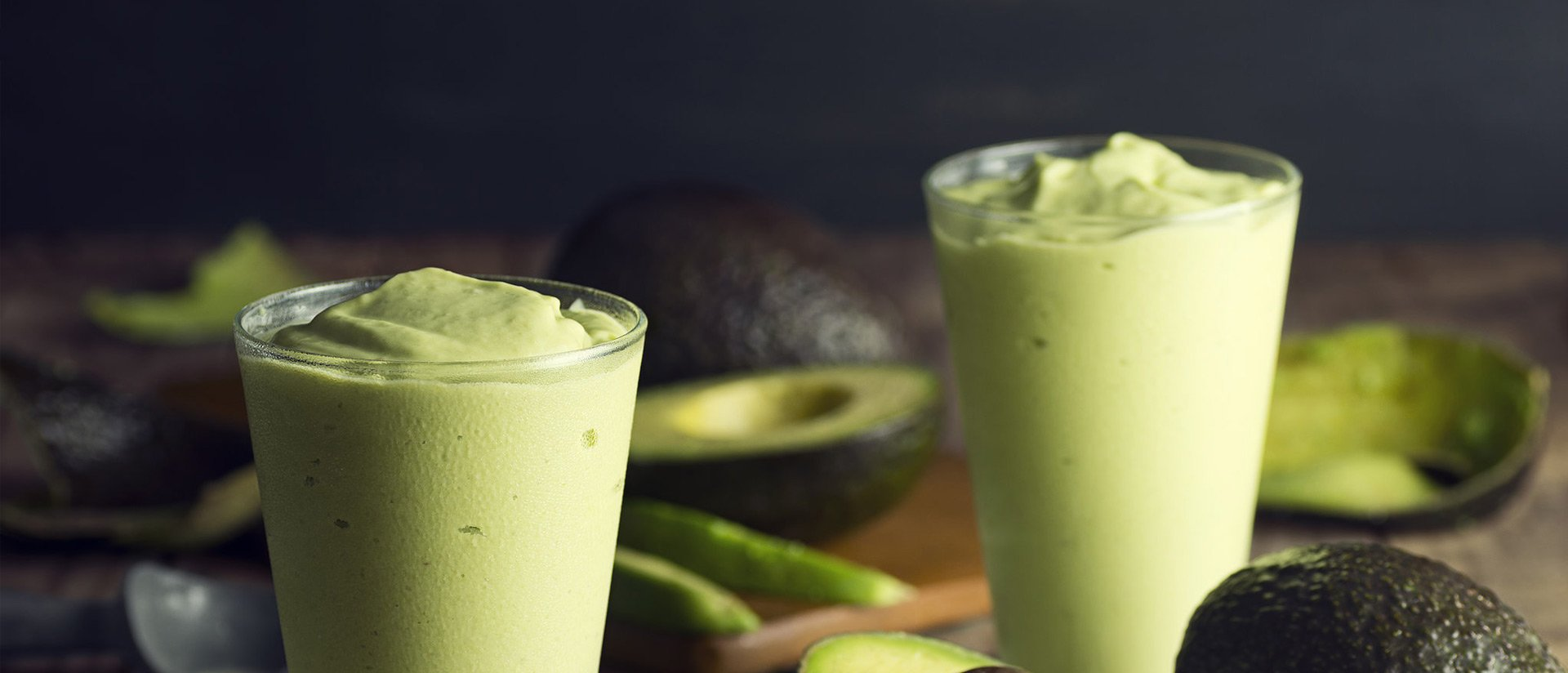 Karela & Avocado Smoothie