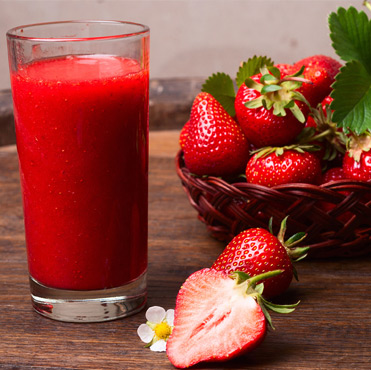Strawberry Surprise Juice